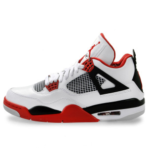 Air Jordan IV Retro Fire Red 2012