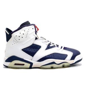 Nike Air Jordan 6 Olympic Midnight