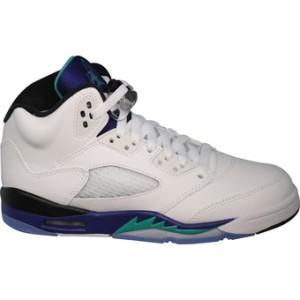 """Nike Air Jordan 5 Retro """"Grapes"""" GS"""