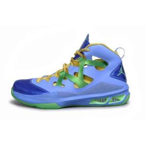 Nike Air Jordan Melo M9 Easter University Blue/Green